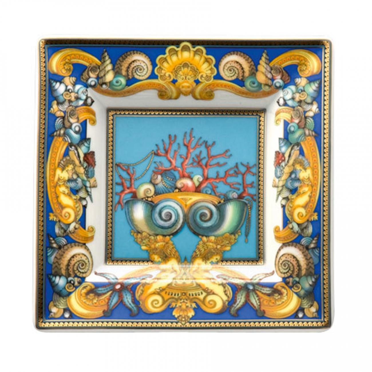 Rosenthal Versace Les Trésors de la Mer Dish