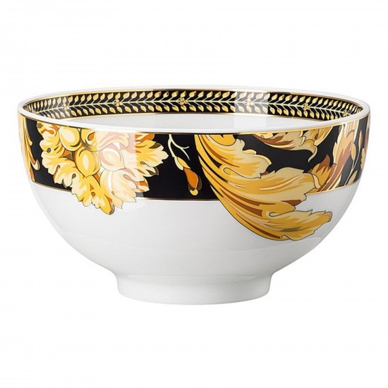 Rosenthal Versace Asia Vanity Soup dish