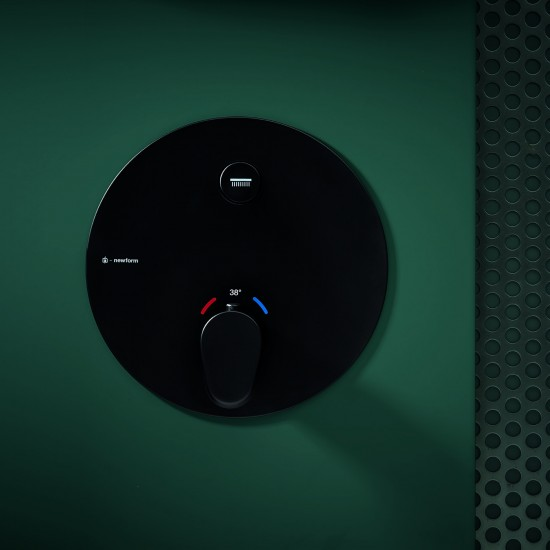Newform Nio miscelatore termostatico