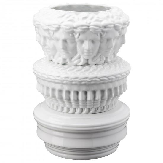 Rosenthal Versace Euphoria Limited Object White Vaso