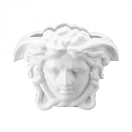 Rosenthal Versace Medusa Grande White Vase