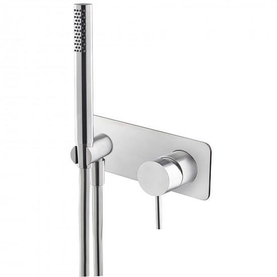 Newform X-Steel 316 shower group
