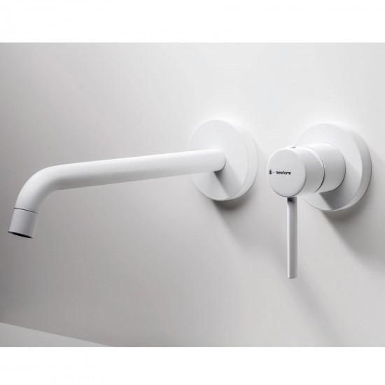 Newform XT miscelatore lavabo a parete