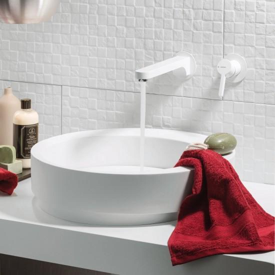 Newform Ergo miscelatore lavabo a parete