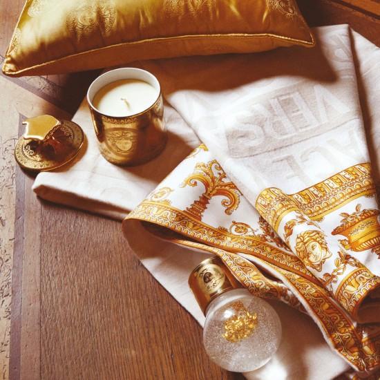 Rosenthal Versace Golden Medusa Candeliere