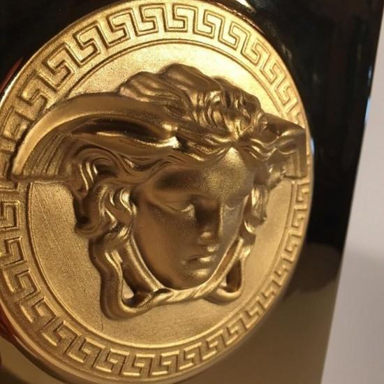 Rosenthal Versace Medusa Gold Vaso