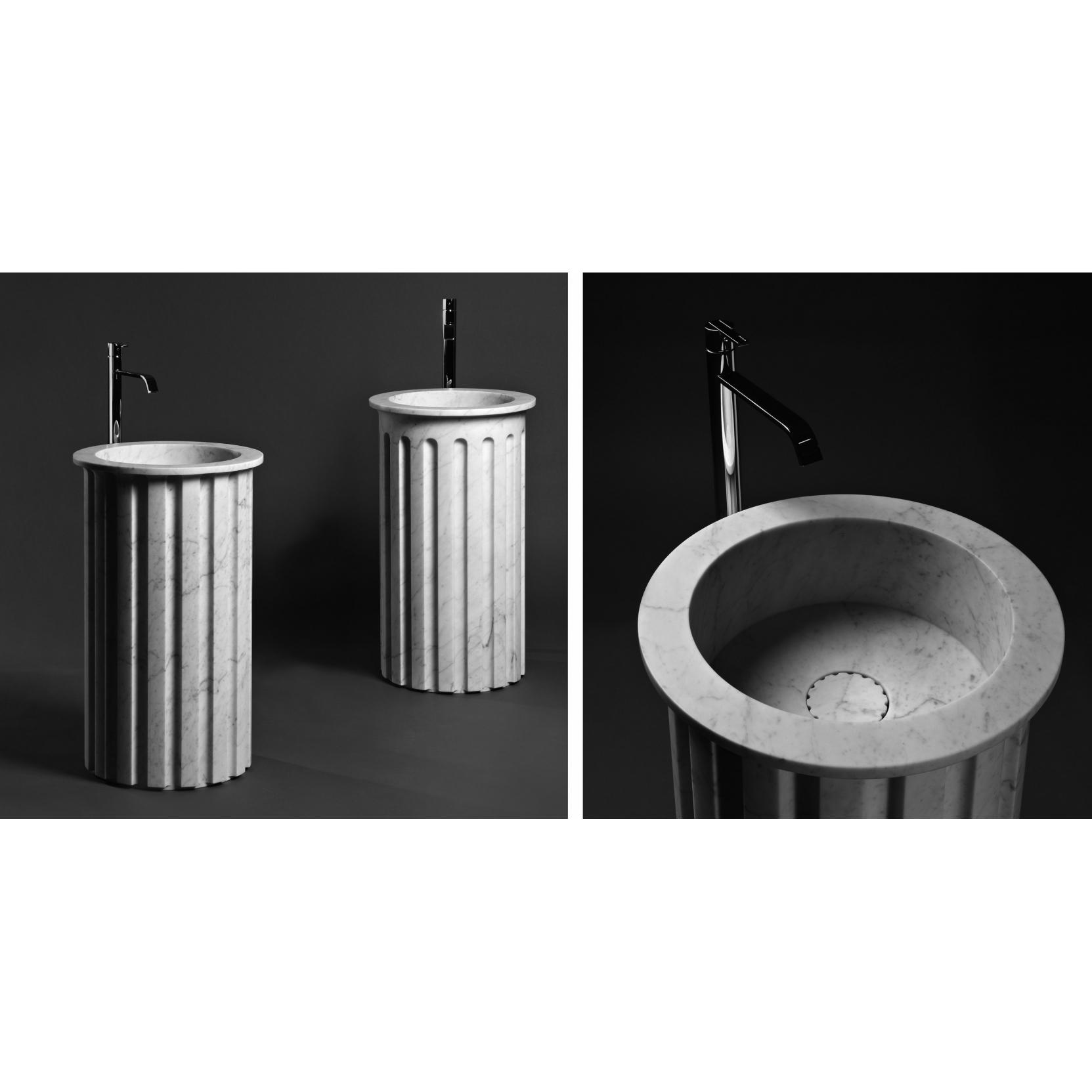 Antonio lupi atlante lavabo freestanding tattahome for Nerbi arredamento