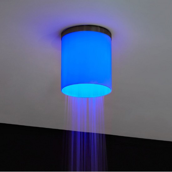 ANTONIO LUPI IRIDE CEILING MOUNTED SHOWERHEAD LED