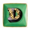 Rosenthal Versace Alphabet D Coppetta quadra piana