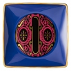 Rosenthal Versace Alphabet O Coppetta quadra piana