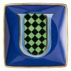 Rosenthal Versace Alphabet U Coppetta quadra piana