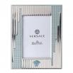 Rosenthal Versace Frames VHFYB Silver blue Portafotografie
