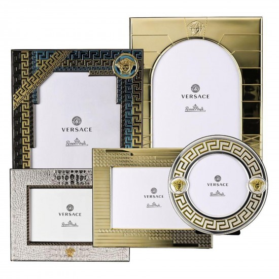 Rosenthal Versace Frames VHFYB Silver blue Picture frame