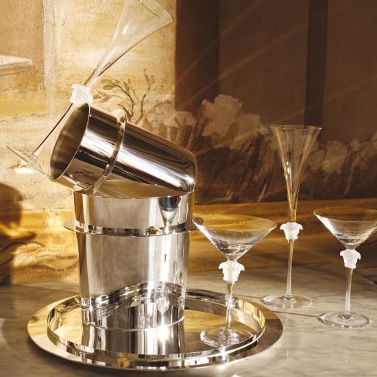 Rosenthal Versace Bar Secchiello champagne