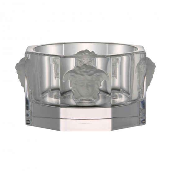 Rosenthal Versace Medusa Lumière Bottle coaster