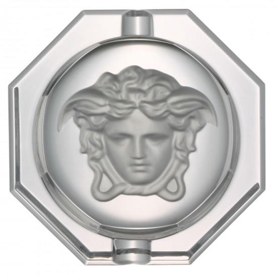 Rosenthal Versace Medusa Lumière Ashtray