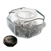 Rosenthal Versace Medusa Lumière Caviar bowl 3 pcs.