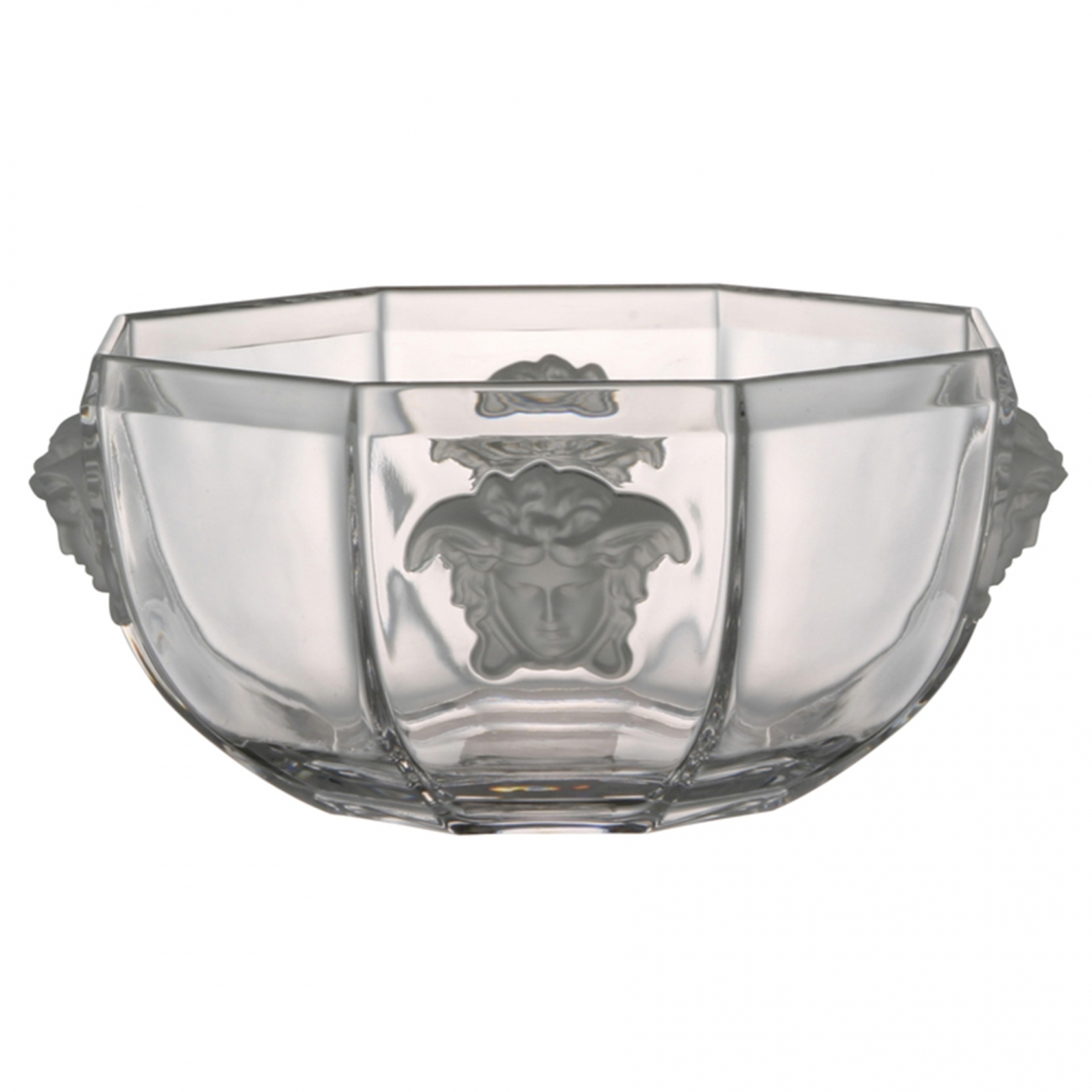 Rosenthal Versace Medusa Lumière Coppa 18 cm