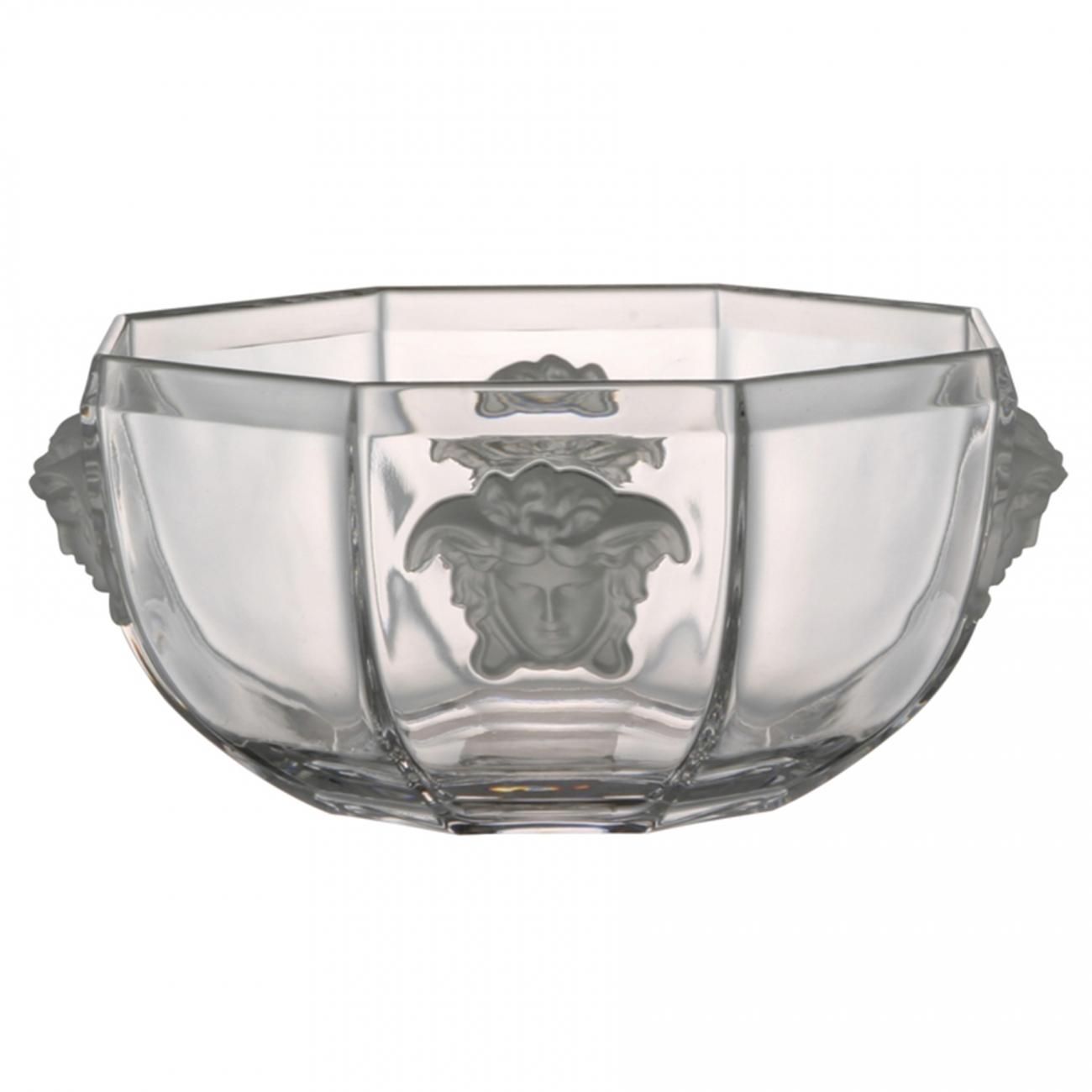 Rosenthal Versace Medusa Lumière Dish 18 cm