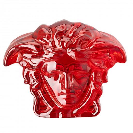 Rosenthal Versace Medusa Lumière Red Fermacarte