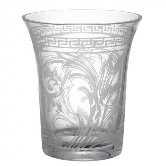 Rosenthal Versace Arabesque Crystal Vase