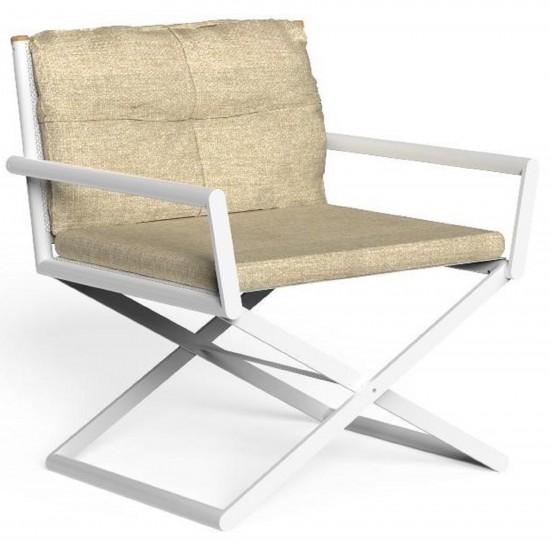 Talenti Domino Director Lounge Chair