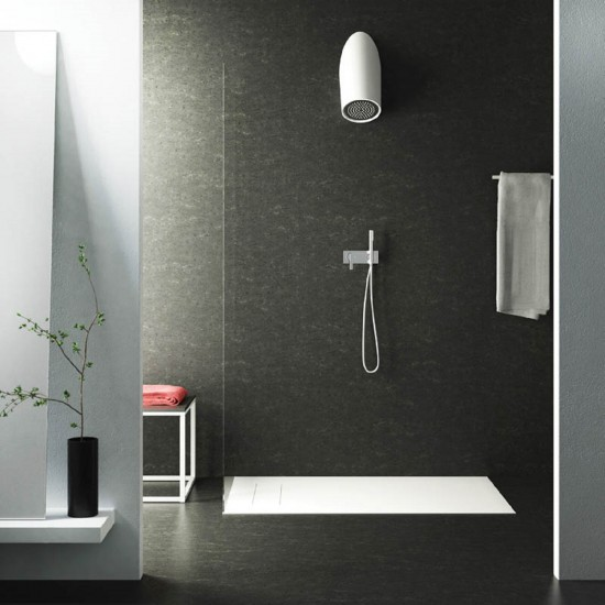 RELAX DESIGN ESTRO SOFT SHOWER HEAD