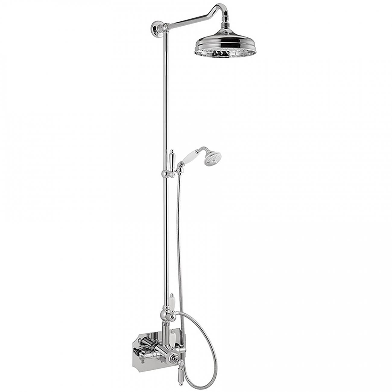 Newform Daytime Style shower column