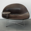 Tacchini Isola Armchair with table