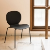 Tacchini Kelly V Wooden chair