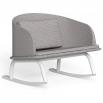 Talenti Cloe Alu rocking chair