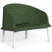 Talenti Cloe Alu lounge armchair