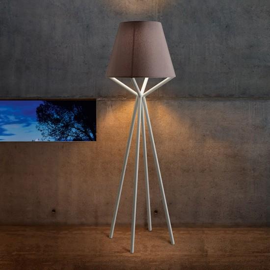 Talenti Cloe Alu lampada da terra