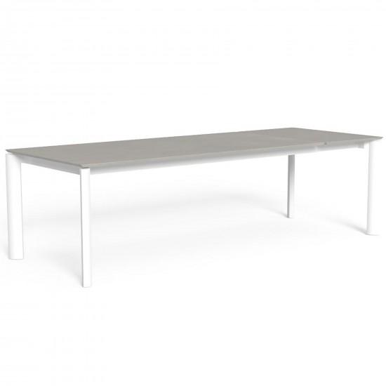 Talenti Milo extending ceramic table