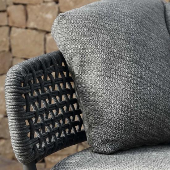 Talenti Moon Alu sofa