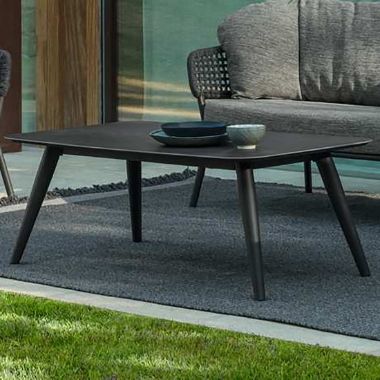 Talenti Moon Alu coffee table
