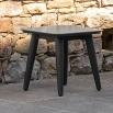 Talenti Moon Alu side table