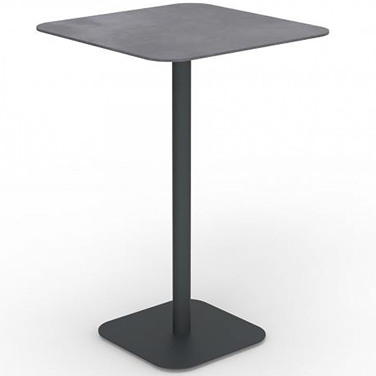 Talenti Moon Alu bar table