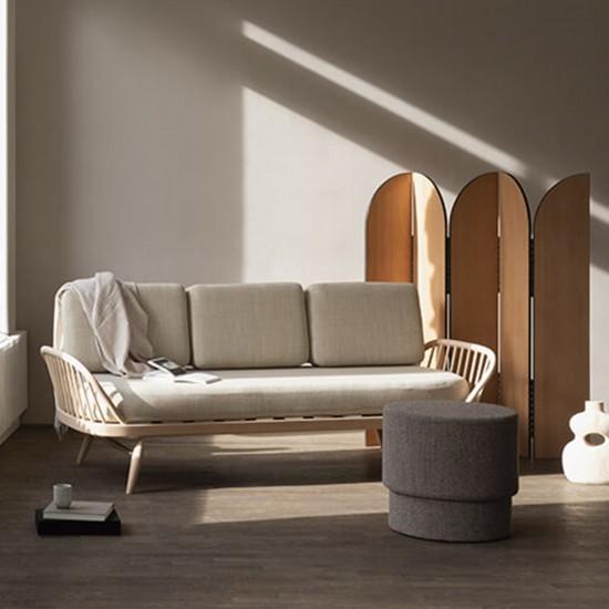 Ercol Studio Couch Sofa