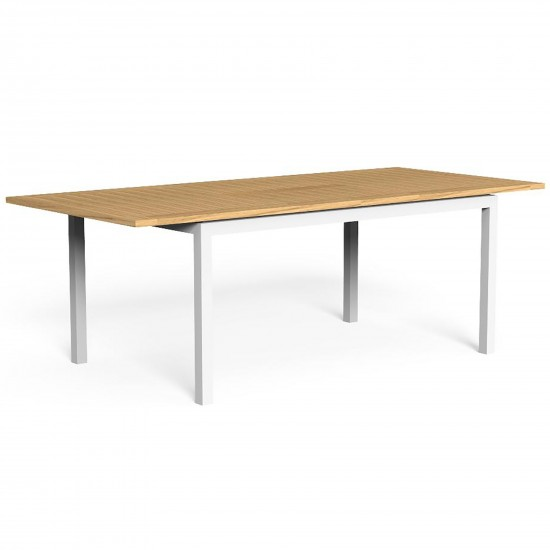Talenti Timber extending dining table