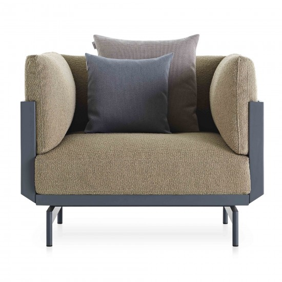 Gandia Blasco Onde Lounge Chair