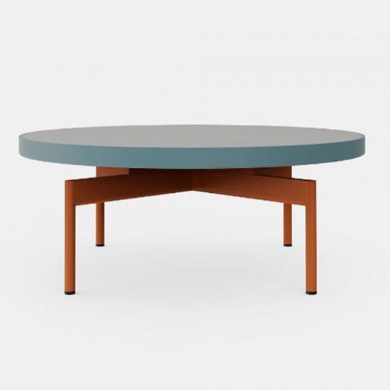 Gandia Blasco Onde Round Coffee Table