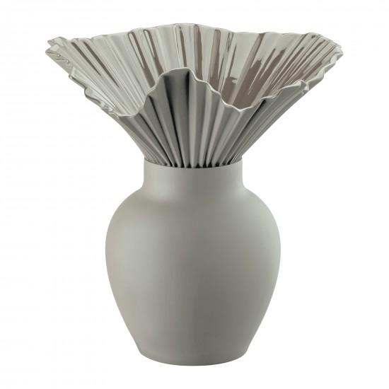Rosenthal Sixty & Twelve Falda Sandstone Vase