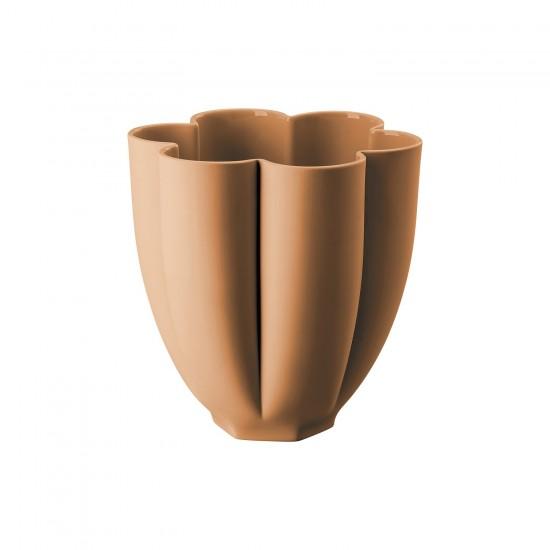 Rosenthal Sixty & Twelve Trinidad Tangerine Vase