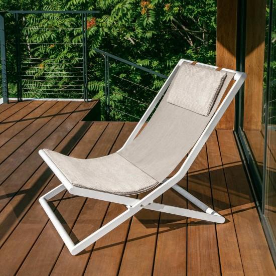 Talenti Riviera deck chair