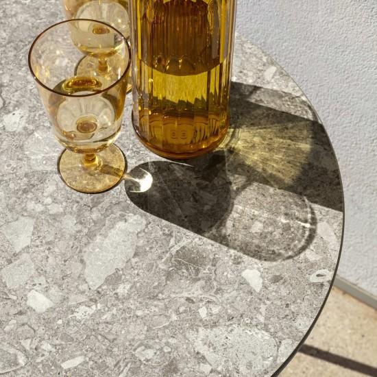 Talenti Riviera round coffee table