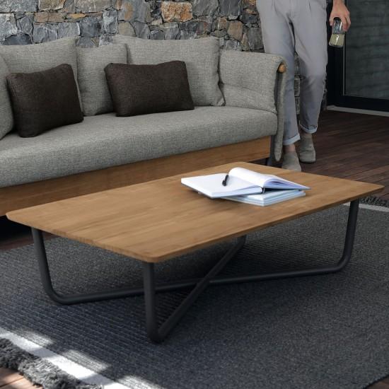 Talenti Domino rectangular coffee table