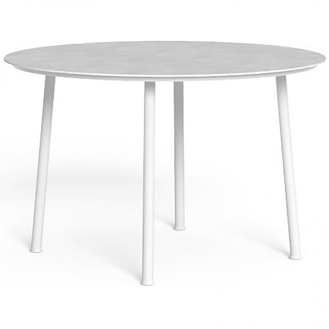 Talenti Slam round dining table