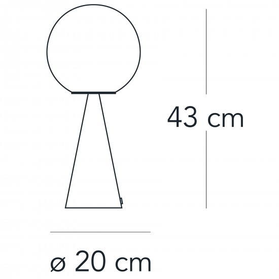 FontanaArte BILIA table lamp