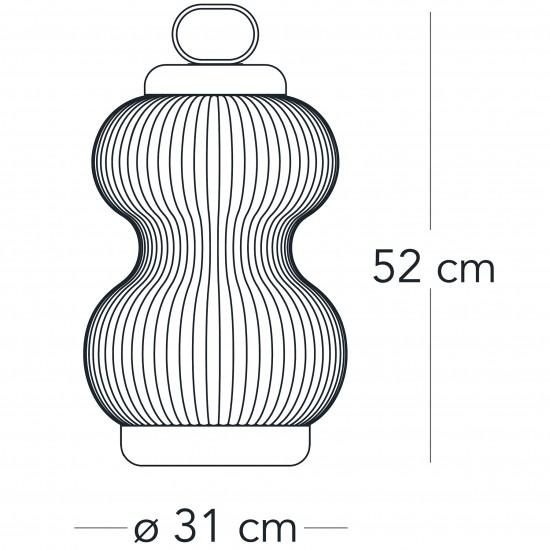 FontanaArte KANJI large table lamp